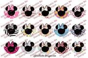 Mouse Bow Variety Patterns